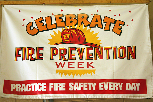 FIRE PREVENTION WEEK: KITCHEN SAFETY