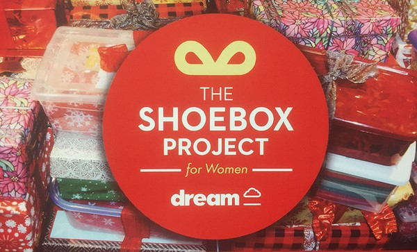 THE WATERLOO SHOEBOX PROJECT FOR SHELTERS