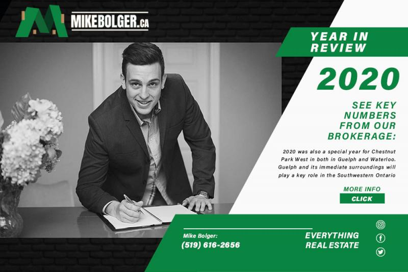 Mike Bolger Year in Review 2020