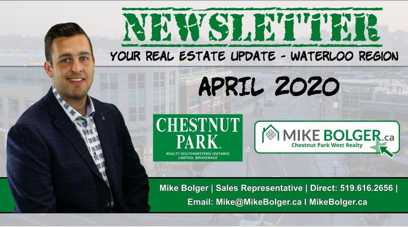 Real Estate Update April 2020