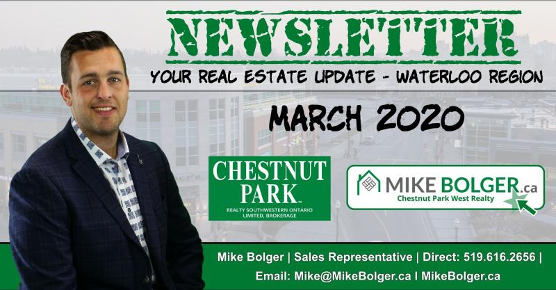 Real Estate Update March 2020