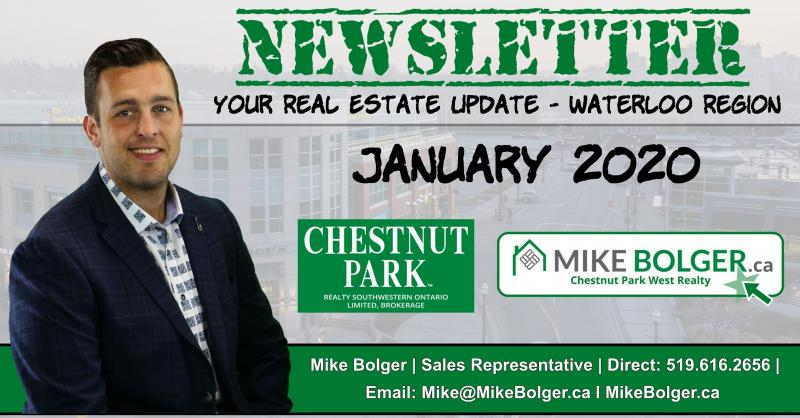 Real Estate Update January 2020