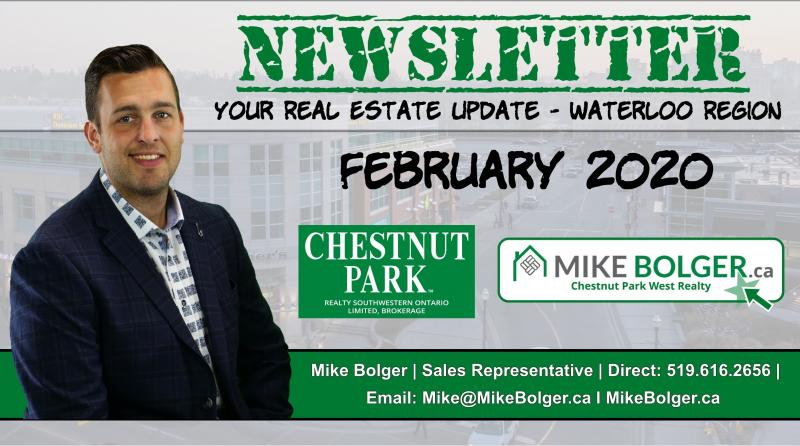 Real Estate Update February 2020