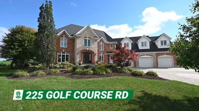 225 GOLF COURSE Road